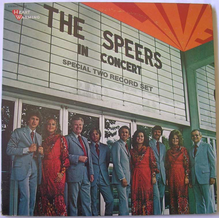The Speers - In Concert