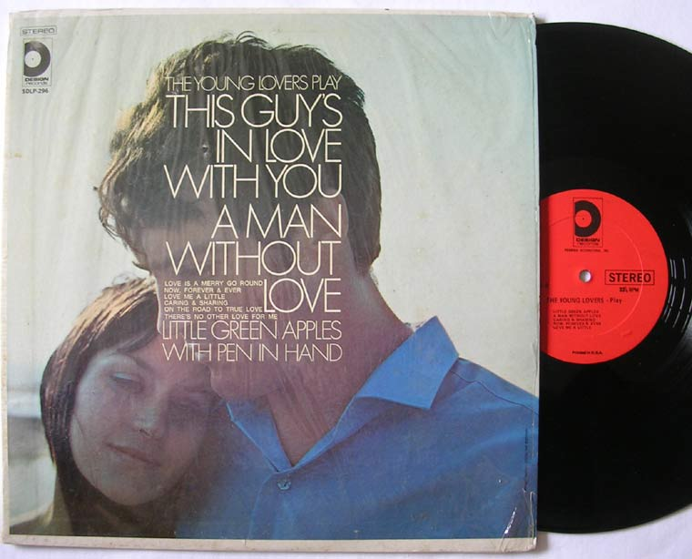 The Young Lovers - The Young Lovers Play