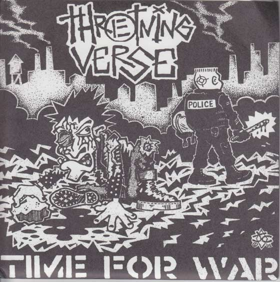 Thretning Verse - Time for War