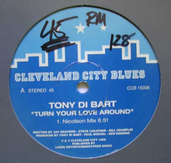 Tony Di Bart - Turn Your Love Around