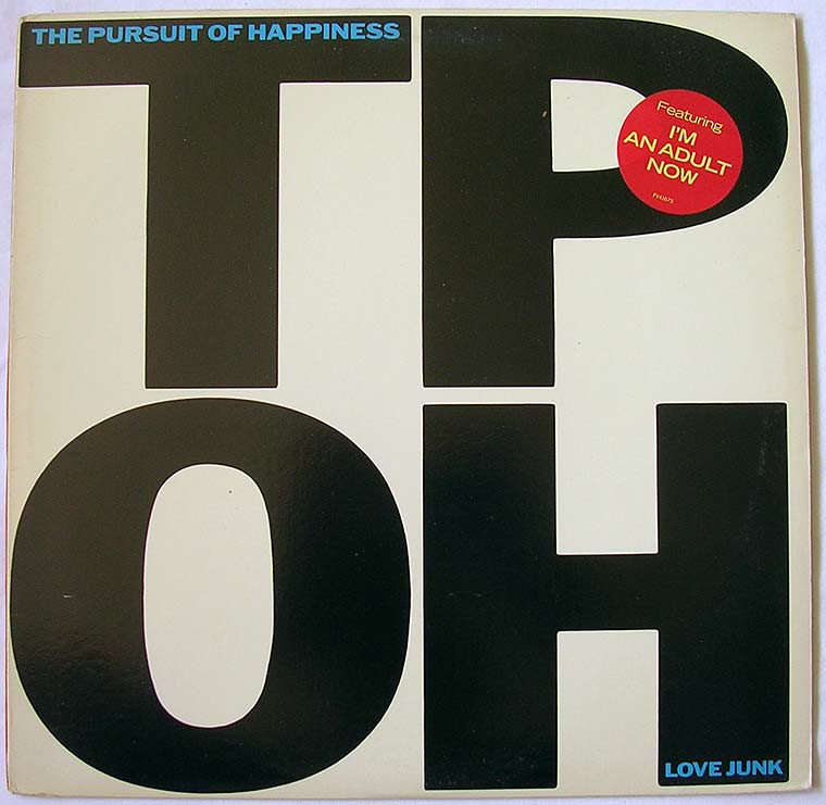 The Pursuit Of Happiness - Love Junk