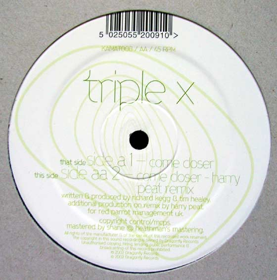 Triple X - Come Closer