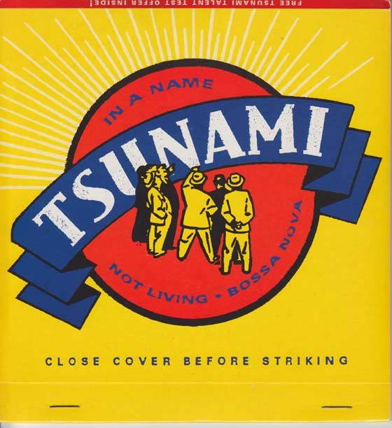 Tsunami - Matchbook