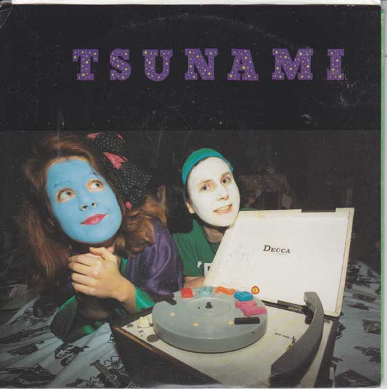 Tsunami - Geniuses Of Crack