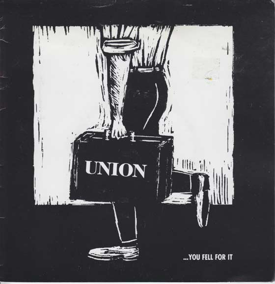 Union - You Fell For It