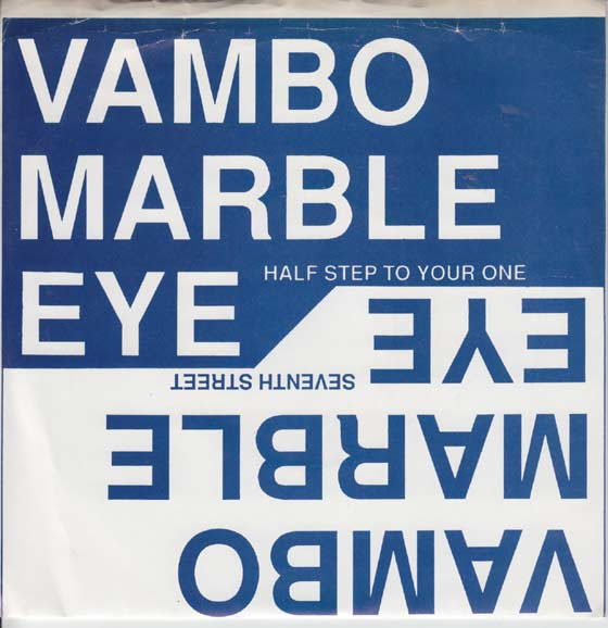 Vambo Marble Eye - Half Step to Your One