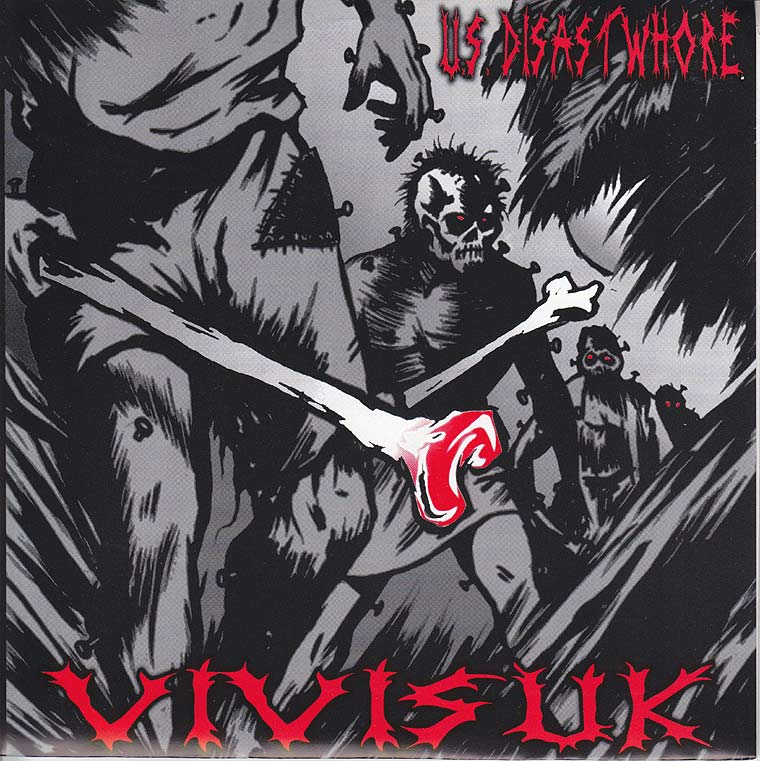 Vivisuk - U.S. Disastwhore