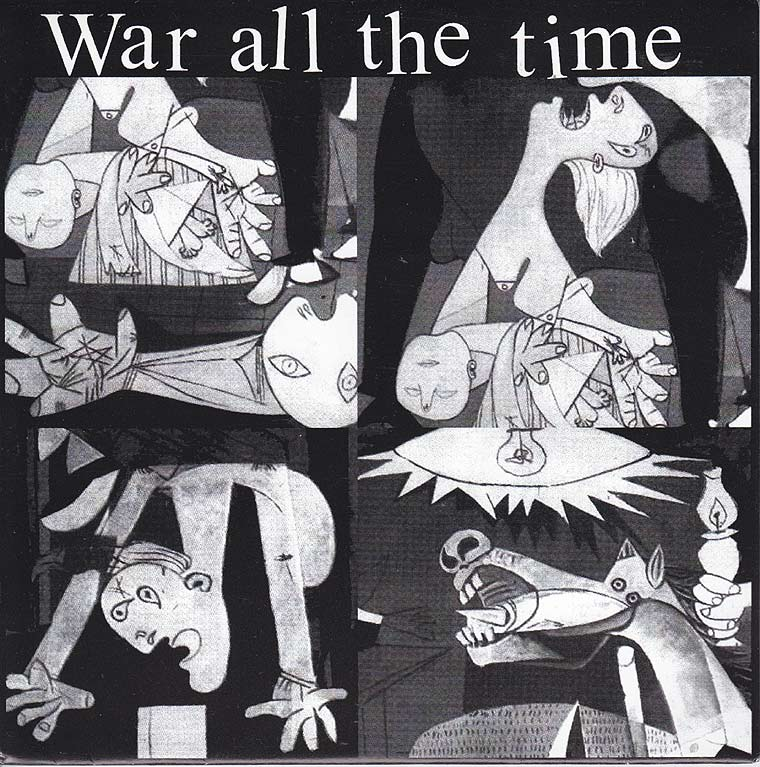 War All The Time - War All The Time