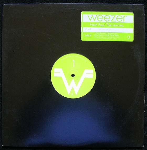 Weezer - Hash Pipe (The Remixes)
