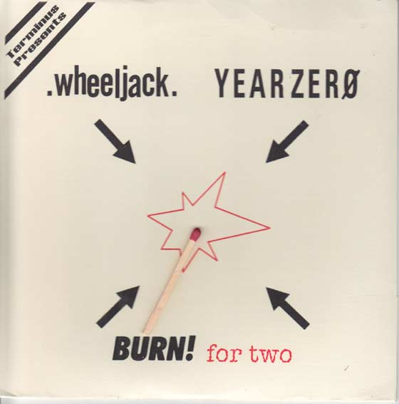 Wheeljack / Year Zero - Burn for Two