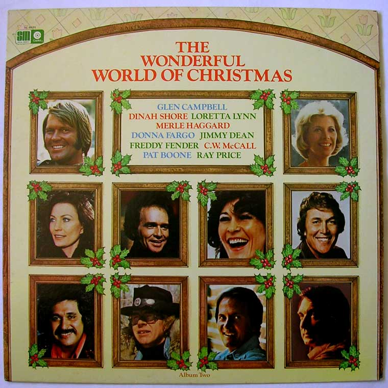 Various - The Wonderful World Of Christmas Album Two