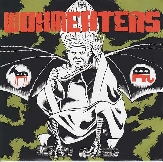 Wormeaters - Cattle Cannot Choose