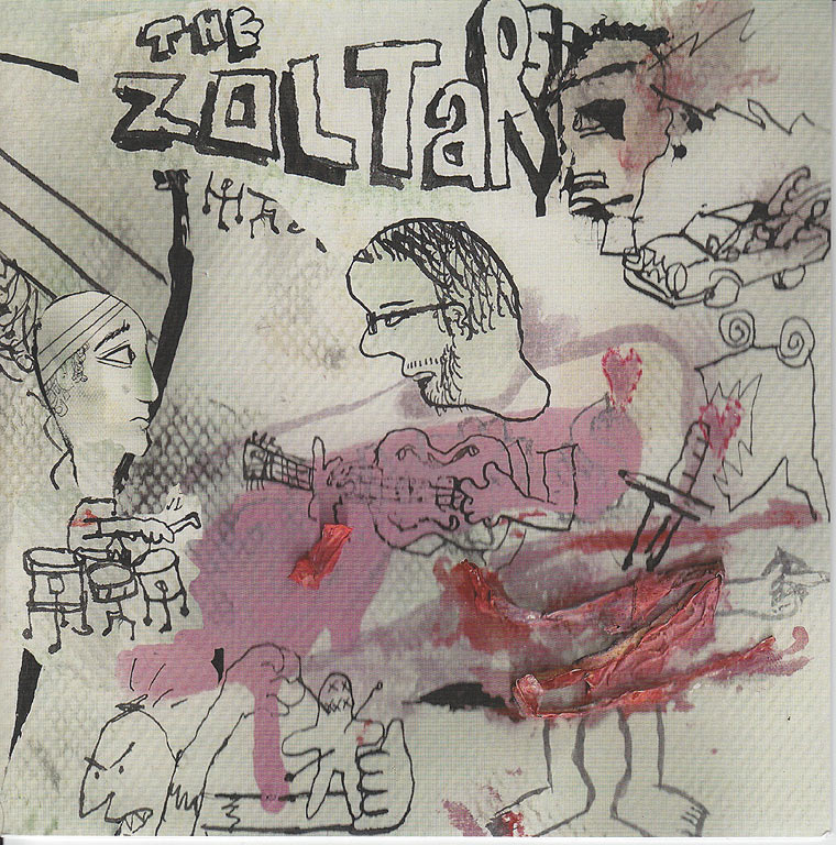 The Zoltars - Party at The Batcave