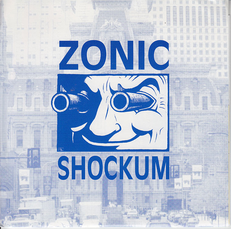 Zonic Shockum - Alley Hunter/The Ugly Pear