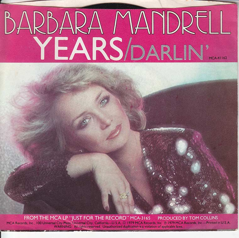 Barbara Mandrell - Darlin'