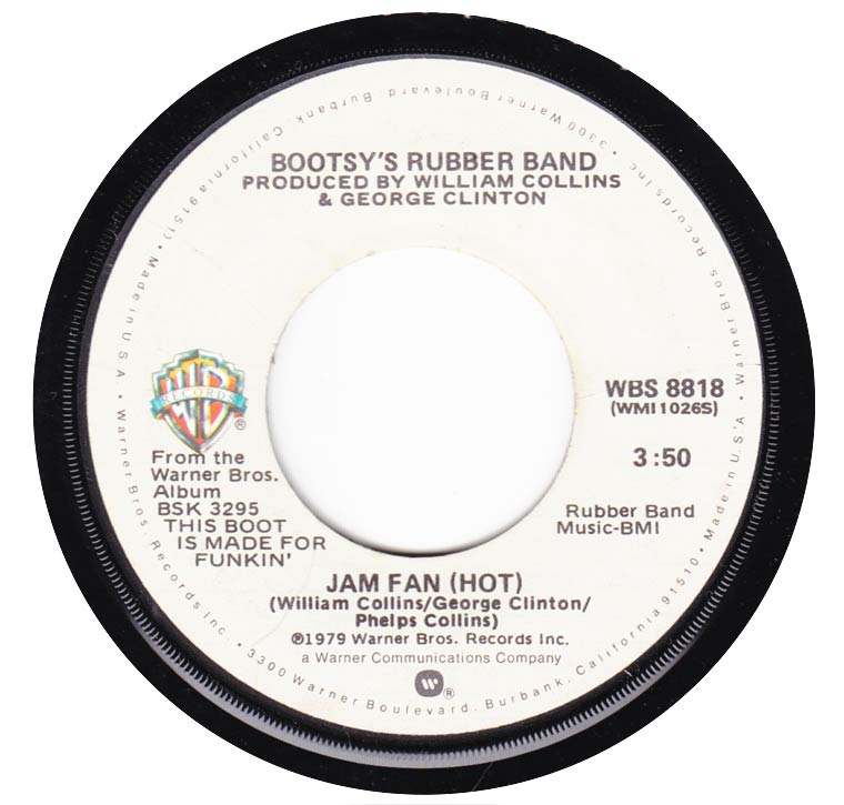Bootsy's Rubber Band - She Jam (Almost Bootsy Show)