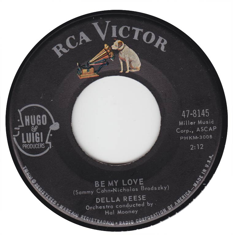 Della Reese - Be My Love / I Behold You