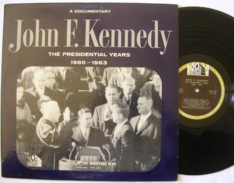 John F. Kennedy - The Presidential Years 1960-1963  (A Documentary)