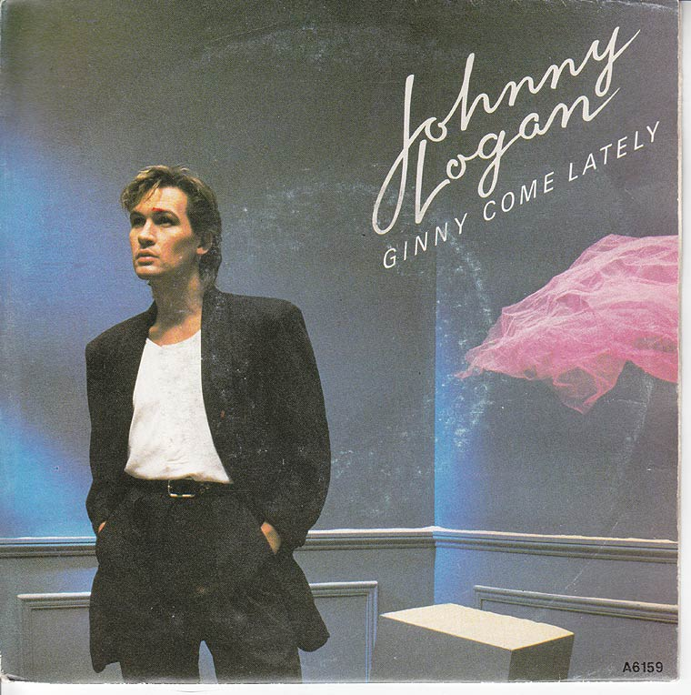 Johnny Logan - Ginny Come Lately