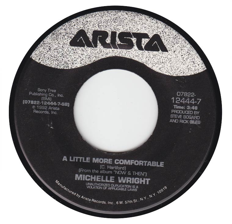 Michelle Wright - A Little More Comfortable