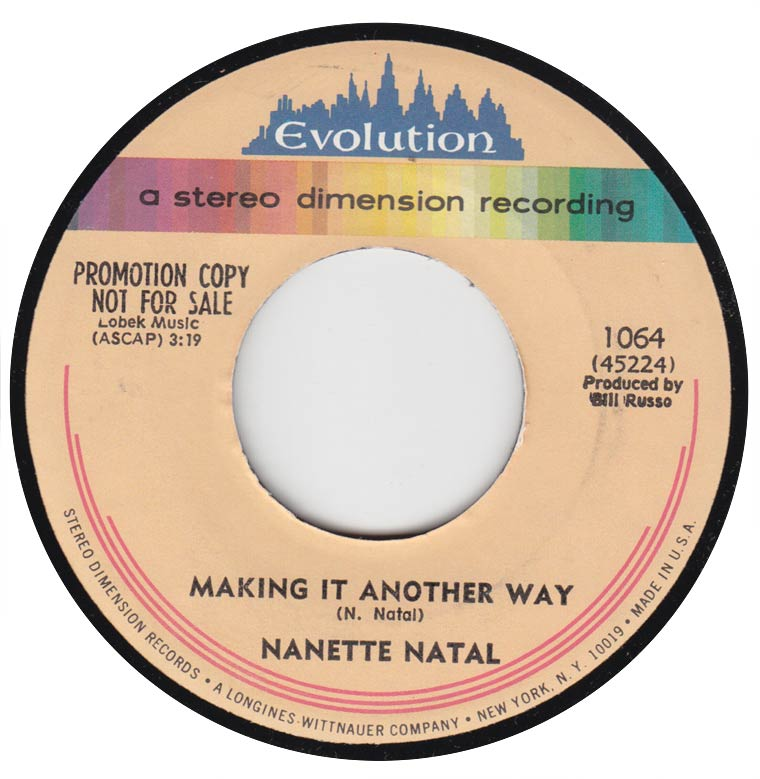Nanette Natal - Making It Another Way