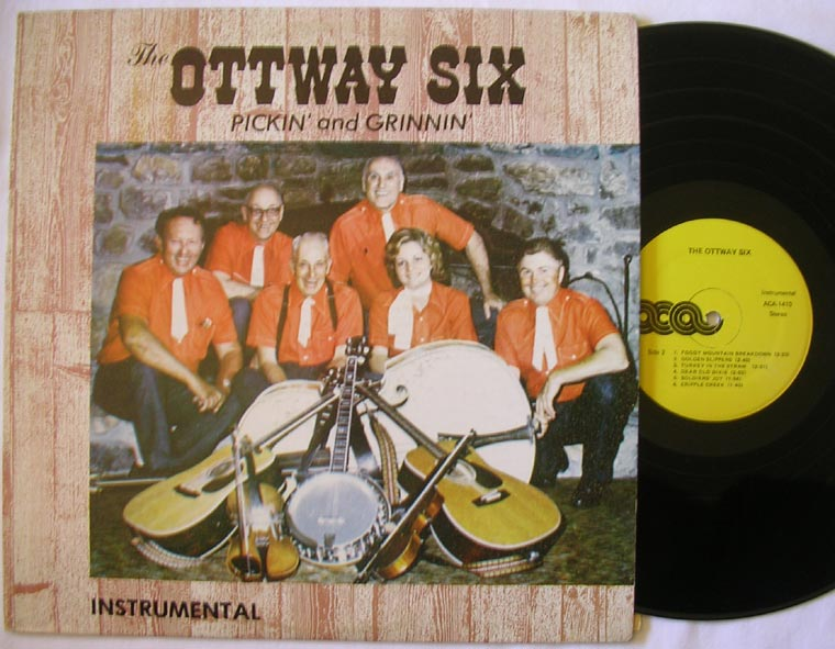 The Ottway Six - Pickin and Grinnin