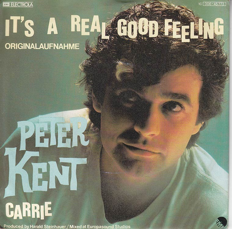 Peter Kent - It's A Real Good Feeling