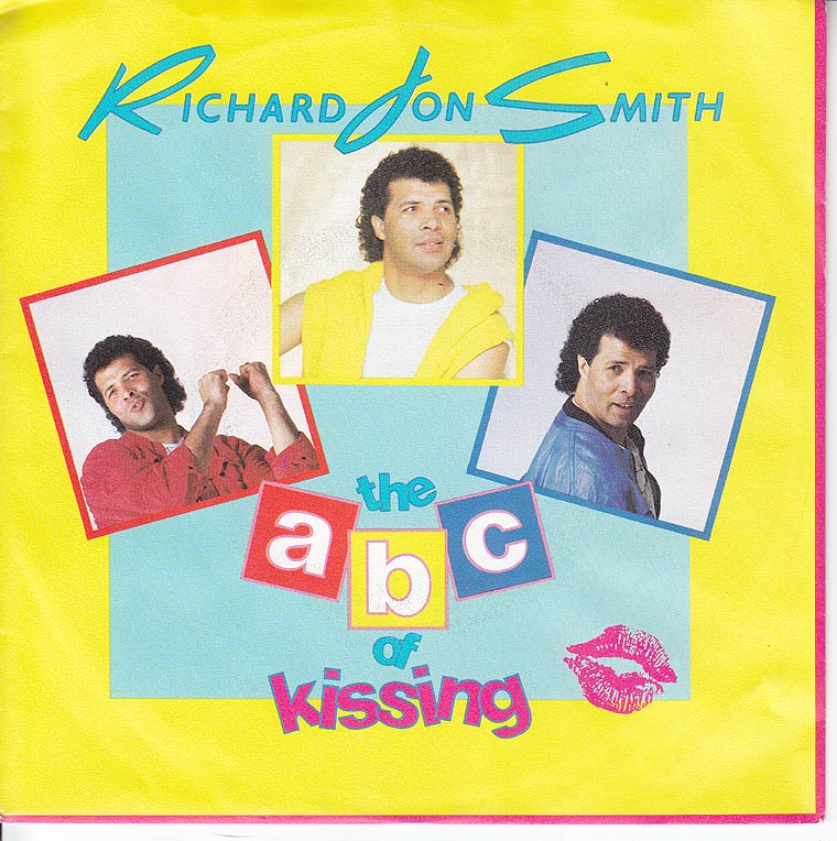 Richard Jon Smith - The ABC of Kissing / Jessica