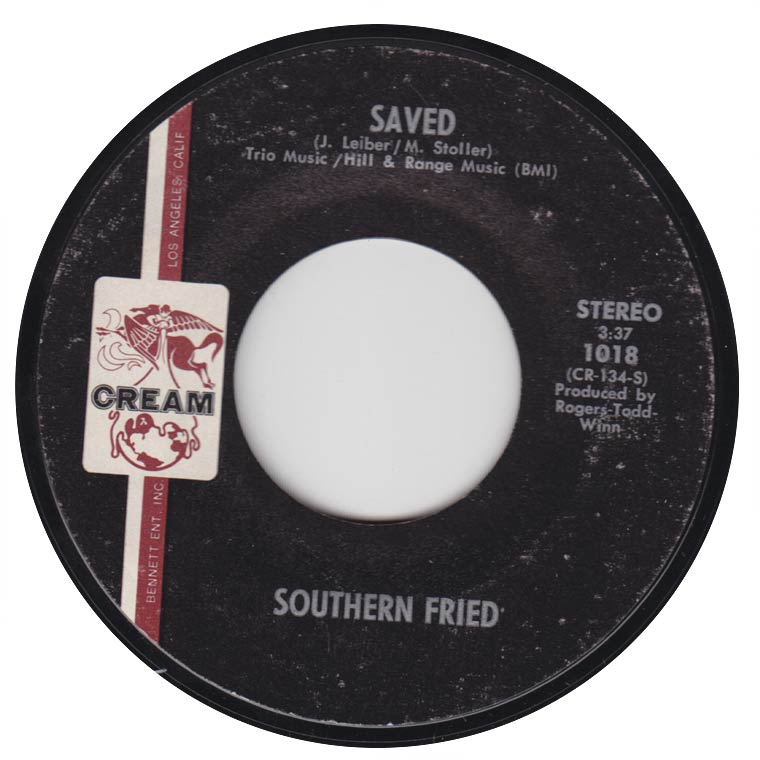 Southern Fried - Saved / Sixteen Ton
