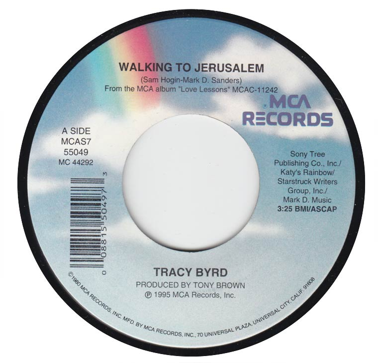 Tracy Byrd - Walking To Jerusalem