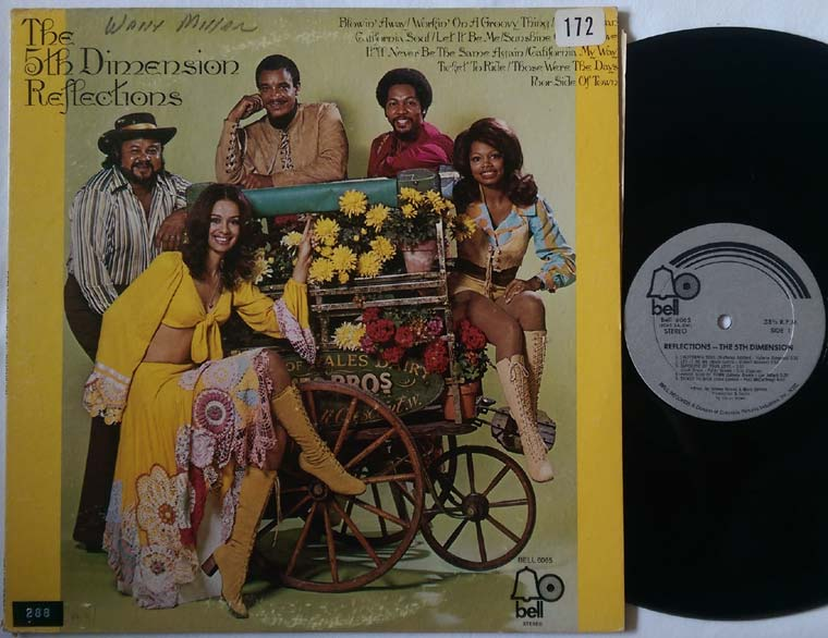 The Fifth Dimension - Reflections