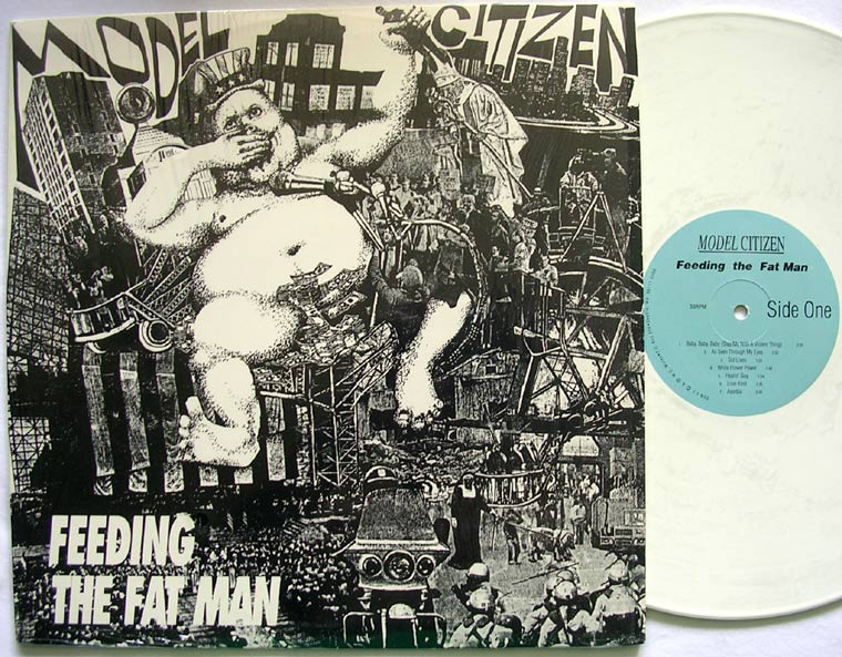 Model Citizen - Feeding the Fat Man