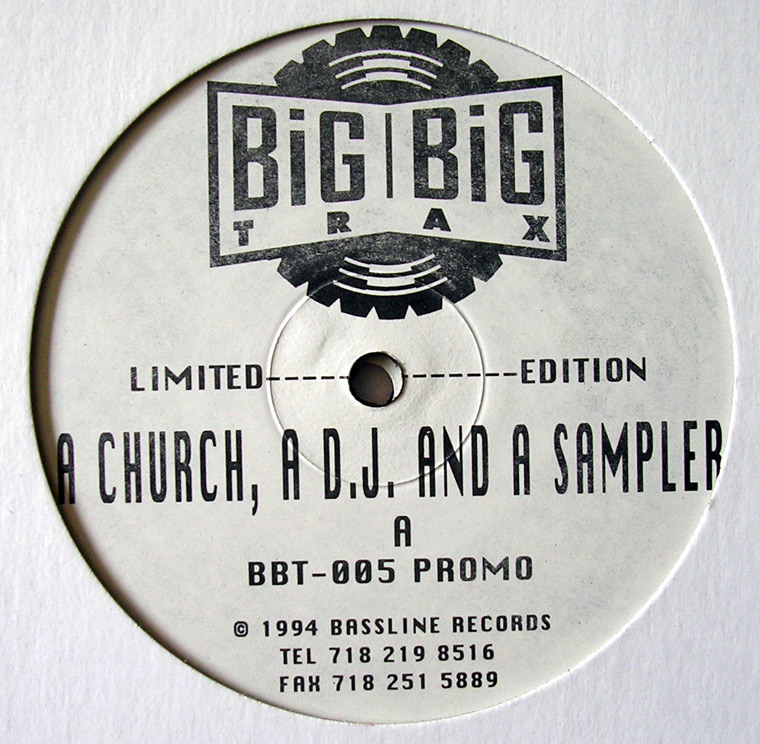 A Church, A DJ & A Sampler - Everybody Clap Yo Hands