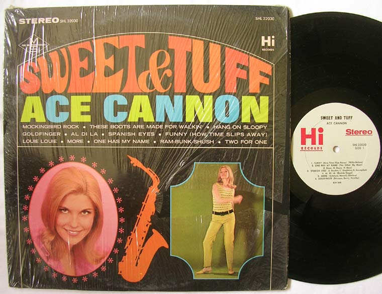 Ace Cannon - Sweet And Tuff