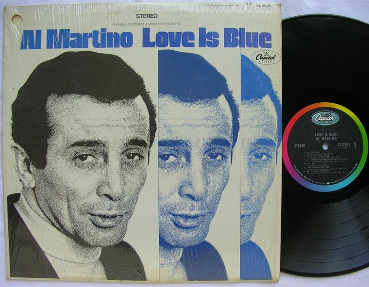Al Martino - Love Is Blue