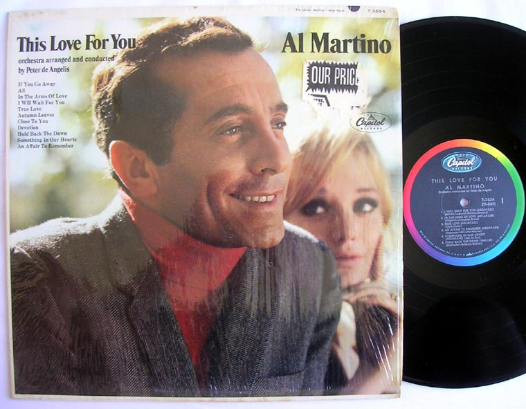 Al Martino - This Love For You
