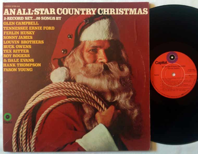 Various - An All-Star Country Christmas