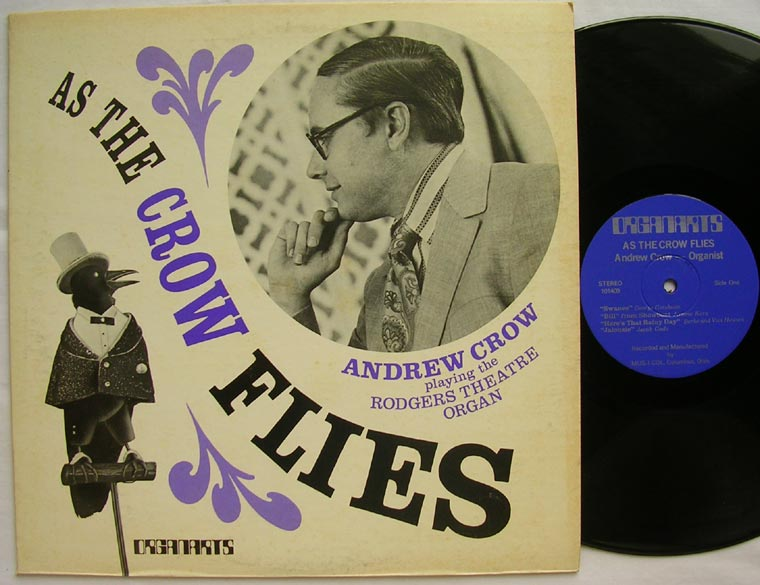 Andrew Crow - As the Crow Flies