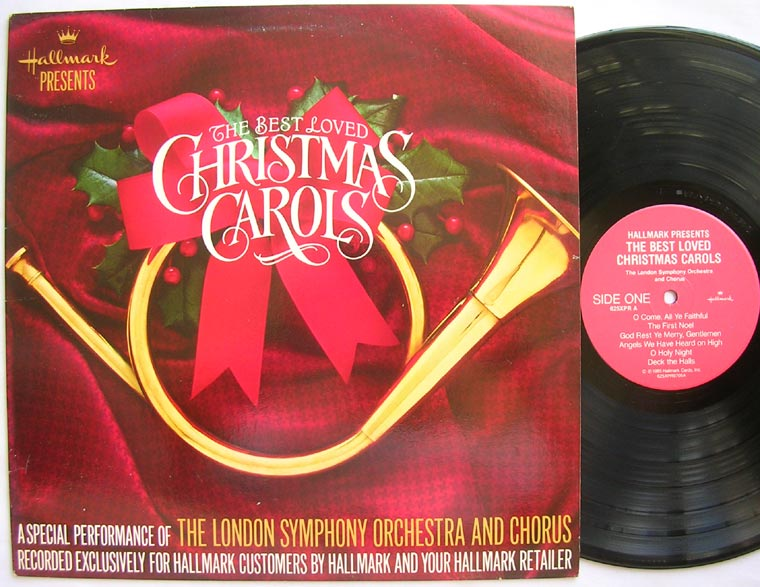 London Symphony - Hallmark Presents Best Loved Christmas Carols