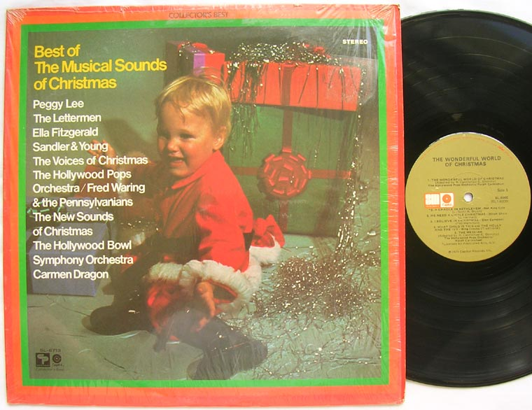 Various - Best of The Musical Sounds of Christmas