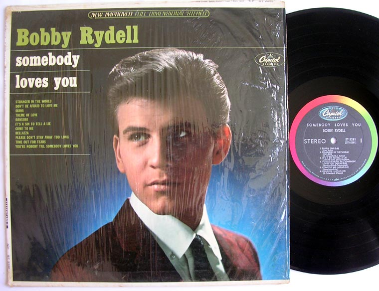 Bobby Rydell - Somebody Loves You