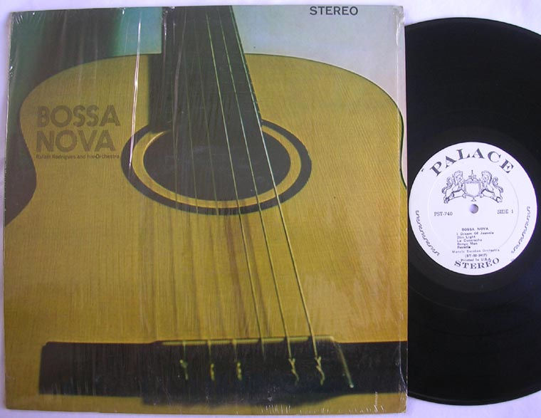 Rafael Rodrigues and His Orchestra - Bossa Nova