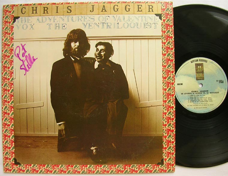 Chris Jagger - The Adventures Of Valentine Vox The Ventriloquist
