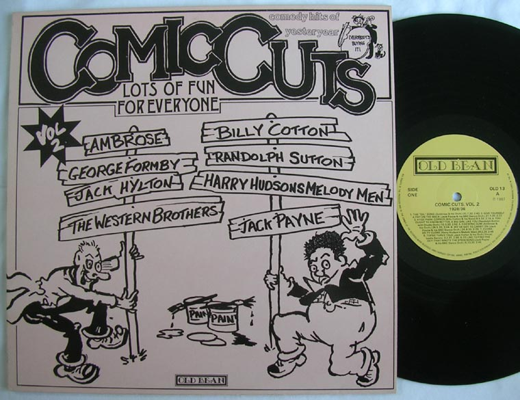 Various - Comic Cuts Vol 2 (1928-1936)