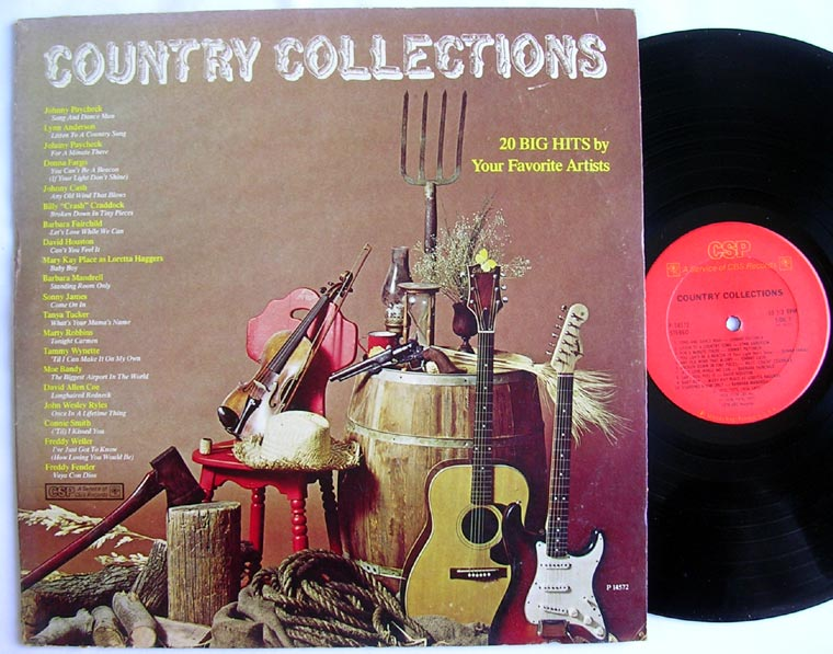 Various - Country Collections