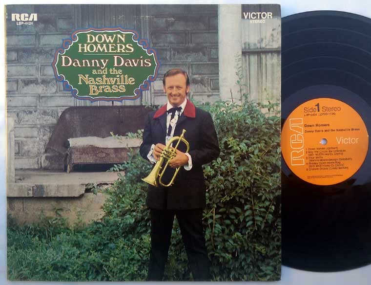 Danny Davis & The Nashville Brass - Down Homers