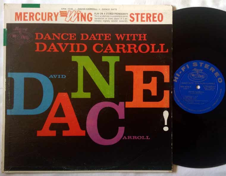 David Carroll & His Orchestra - Dance Date