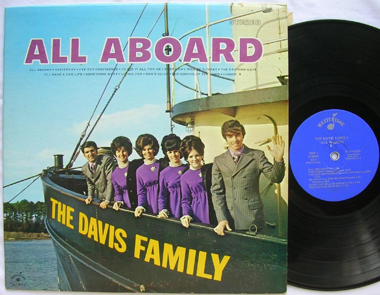 The Davis Family - All Aboard