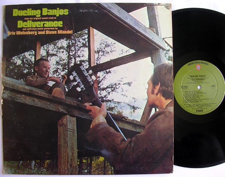 Eric Weissberg & Steve Mandell - Dueling Banjos From The Original Motion Picture Soundtrack Deliverance And Additional Music
