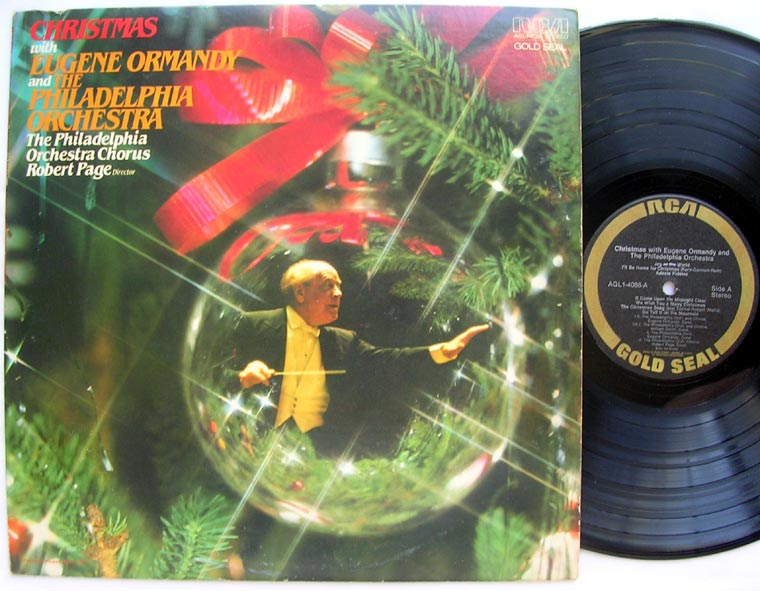 Eugene Ormandy - Christmas